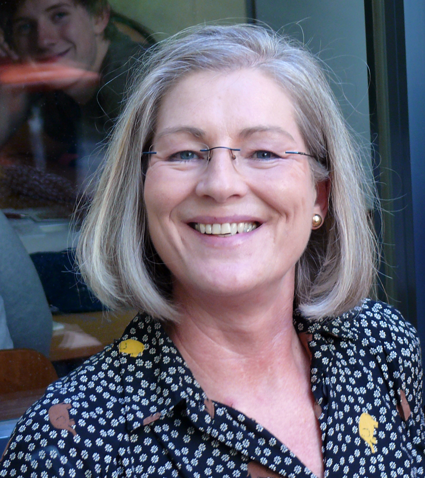 Lisa Rosa (Foto: Andreas Körber; Bild steht nicht unter einer freien Lizenz).