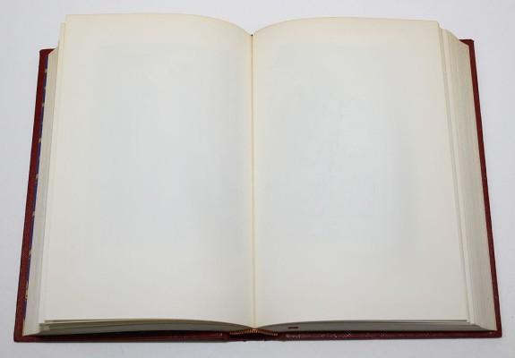 """Foto """"Empty book"""" von Lionel Allorge unter der Lizenz Freie Kunst (Licence Art Libre, LAL 1.1)  via WIkimedia Commons"""
