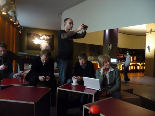 Die Bildung hacken, Berlin am 22.10.2009