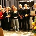 Basiszertifikat - Übergabe am Trifels-Gymnasium am 09.11.2009
