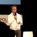 Joeran beim politcamp 2010 in Berlin (Foto: Blanche Fabri)