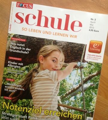 Cover von Focus Schule