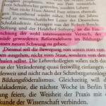 Die Zeit über die Deutsche Schulakademie