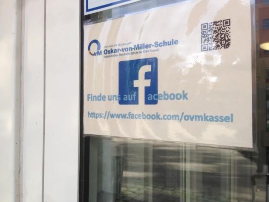 Schule auf Facebook (Bild steht nicht unter einer freien Lizenz)