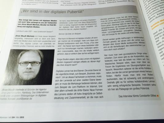 Jöran Muuß-Merholz - Interview – Digitale Pubertät