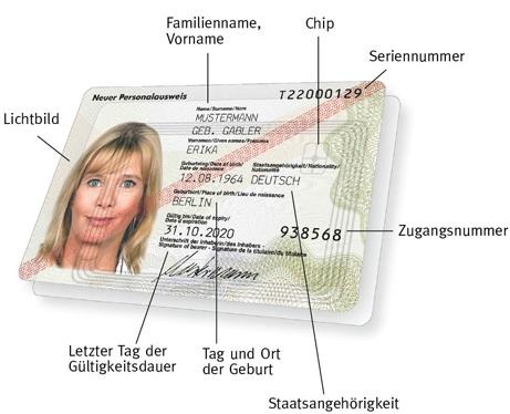 personalausweis konstanz
