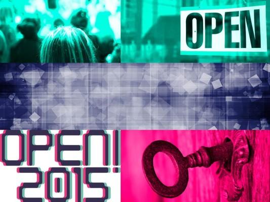 OPEN!2015 (Grafik von OPEN! 2015 unter CC BY 4.0)