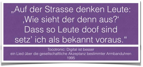 Tocotronic – Digital ist besser