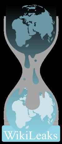 Das Logo von Wikileaks (CC by-sa by wikileaks)