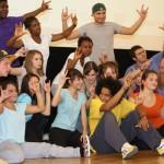 Schueler machen Schule (und tanzen)