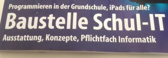 Baustelle Schul-IT – c't Ausgabe 14/2014