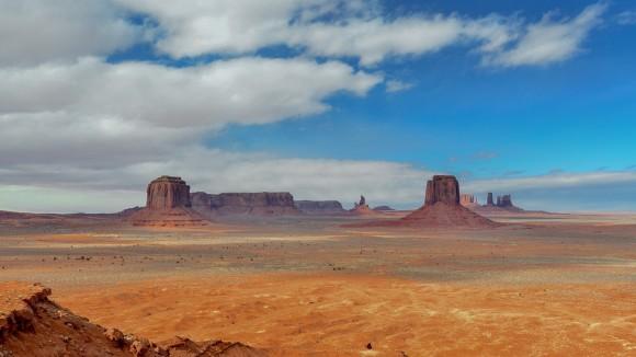 Foto aus der Wüste, via Pixabay