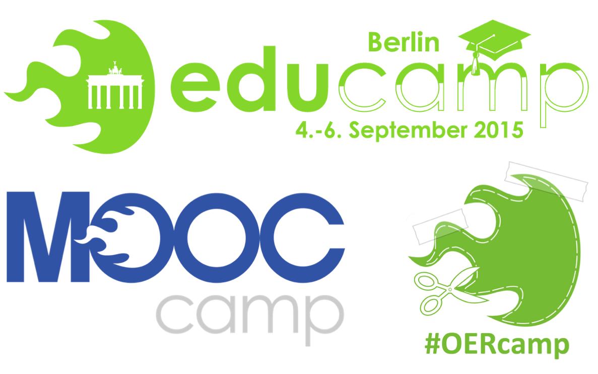 Logos der Camps