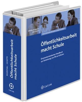 Handbuch Öffentlichkeitsarbeit macht Schule