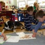 Mahlow - eine Schule mit Hund