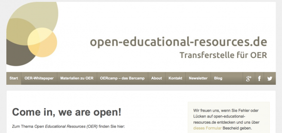 open-educational-resources