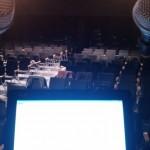 Vortrag in Wuppertal auf Einladung des Jugendamts - das Publikum trinkt noch Kaffee