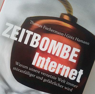 """Buchcover von """"Zeitbombe Internet"""""""
