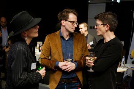 Wein und Gespräch; Thomas Imo/ photothek.net