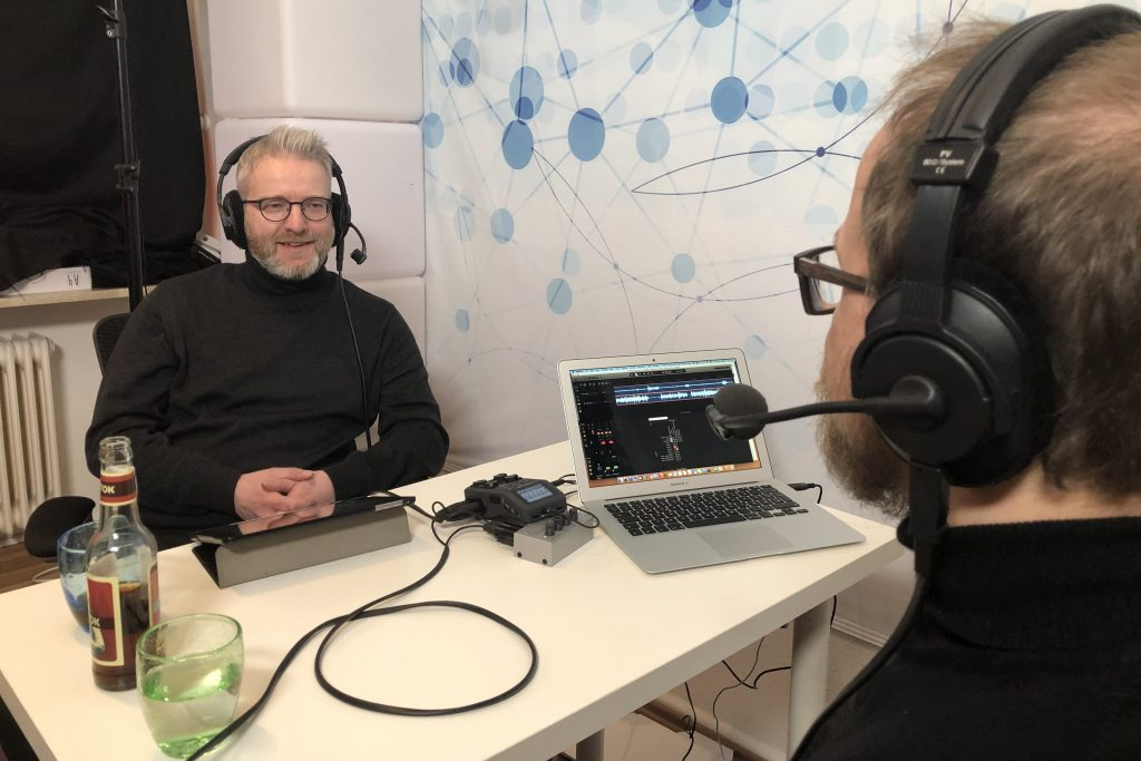 Axel Krommer im Podcast-Interview
