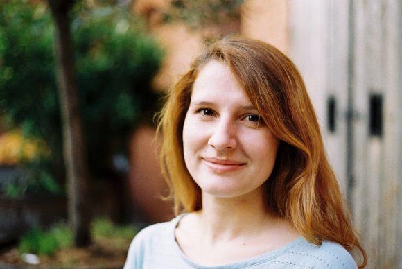 Helene Hahn, Foto von Fiona Krakenbürger, CC BY 3.0