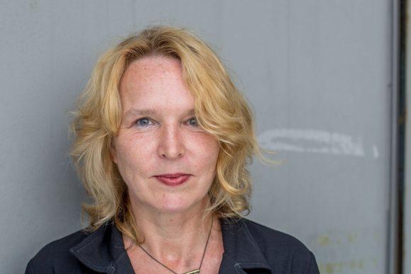 Iris Bockermann, Foto von Florian Lütkebohmert unter CC BY SA.