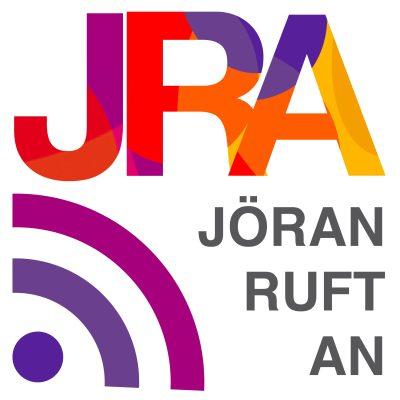 Logo von JRA – Jöran ruft an