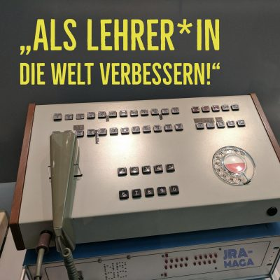 """JRA-MAGA Lehrerin werden.jpg"" unter CC BY 4.0 by Jöran Muuß-Merholz"