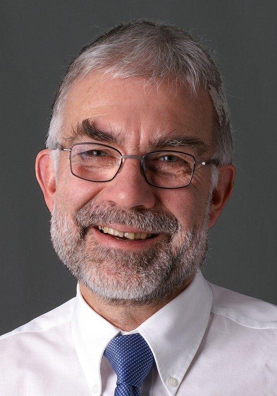 Portrait von Karlheinz Pape