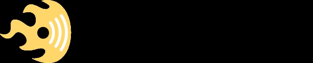 das Logo des L21camp, mit Barcamp-Flamme