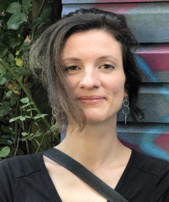 Sarah Politt Portrait – Foto privat