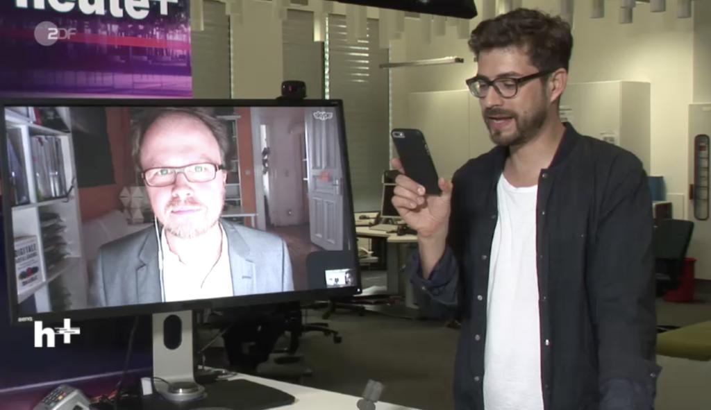 """Medienpädagoge Jöran Muuß-Merholz kritisiert die BLIKK-Studie zu """"digitale Mediensucht"""""""