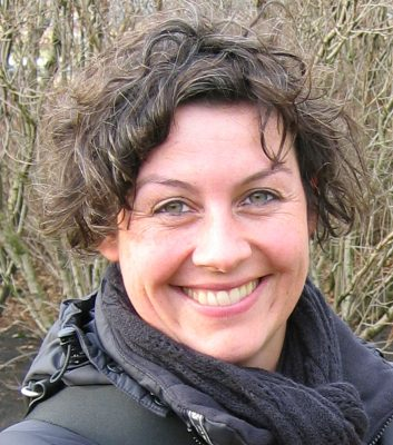 Daniela Hoffmann, Foto: Olaf Gerigk, nicht unter freier Lizenz