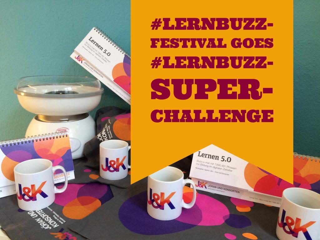 Aufruf zur lernbuzz-super-challenge