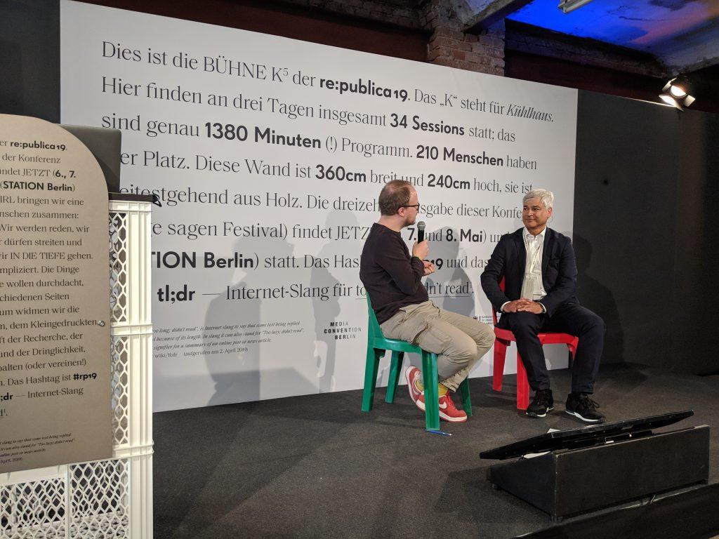 Jöran Muuß-Merholz, Hans Anand Pant