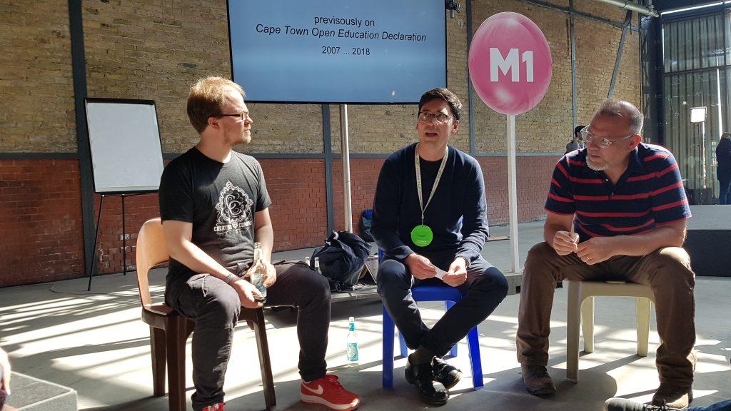 Jöran Muuß-Merholz, Philipp Schmidt, Jim Groom
