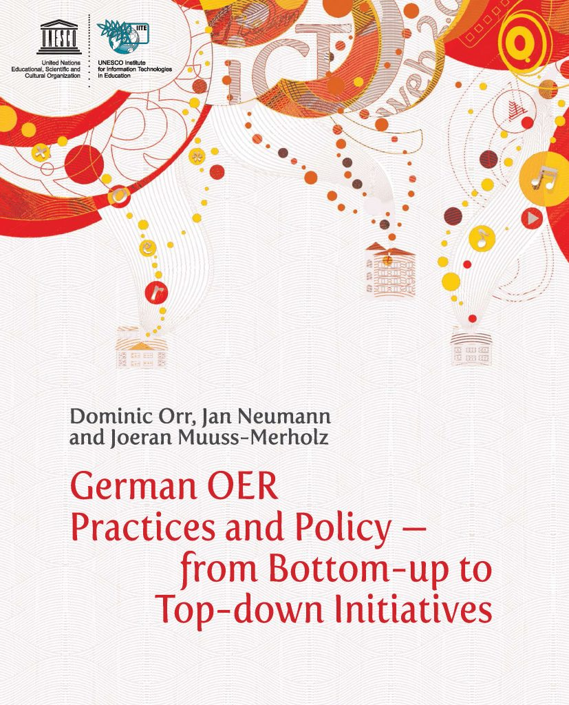 German OER Practices and Policy – from Bottom-up to Top-down Initiatives