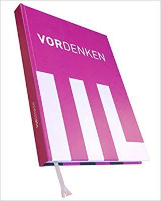 Vordenken (Buchcover)